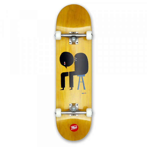 MOB Skateboards Lost Thought Komplettboard - 8.25