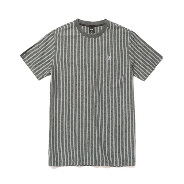HUF Overdyed Vert T-Shirt harbor grey