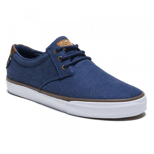Lakai Schuhe Daly - navy textil suede