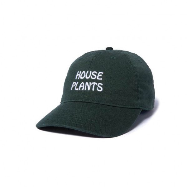The Quiet Life House Plants Dad Hat forest green