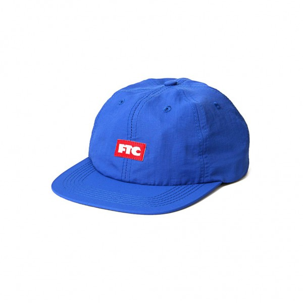 FTC 6 Panel Hat Small OG - navy red