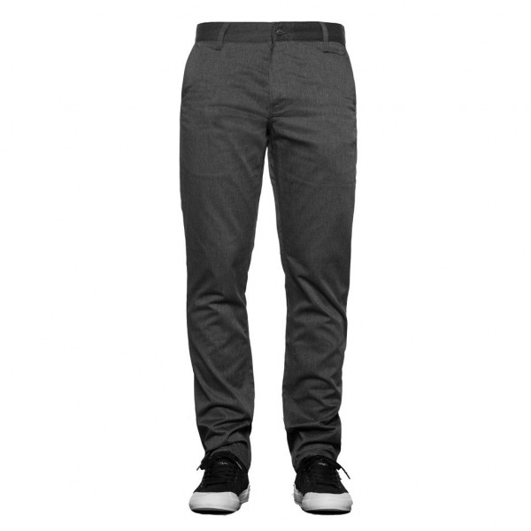 HUF Apparel Hose Fulton Chino Slim - charcoal