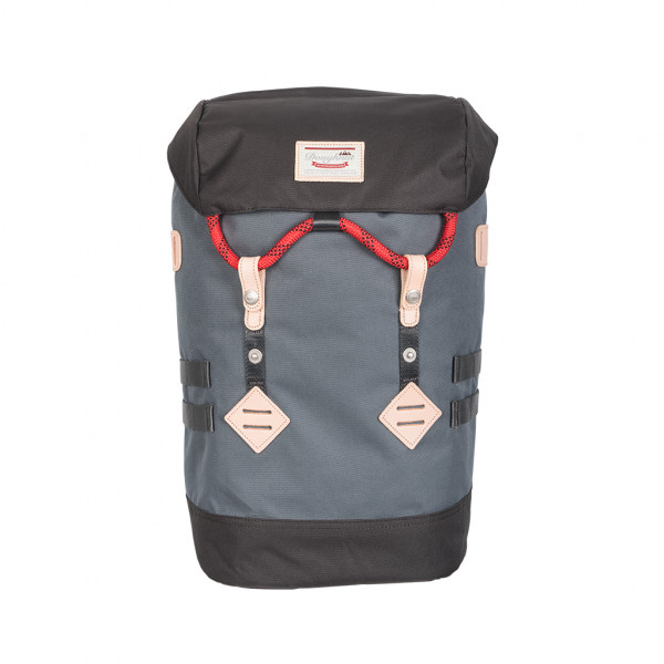 Doughnut Rucksack Colorado - grey charcoal