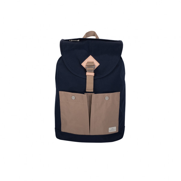Doughnut Montana Rucksack - nautical x almond