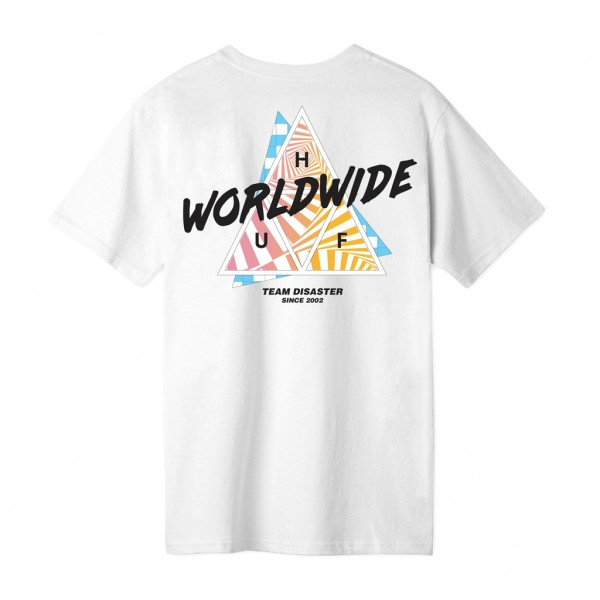 HUF Radical TT T-Shirt - white