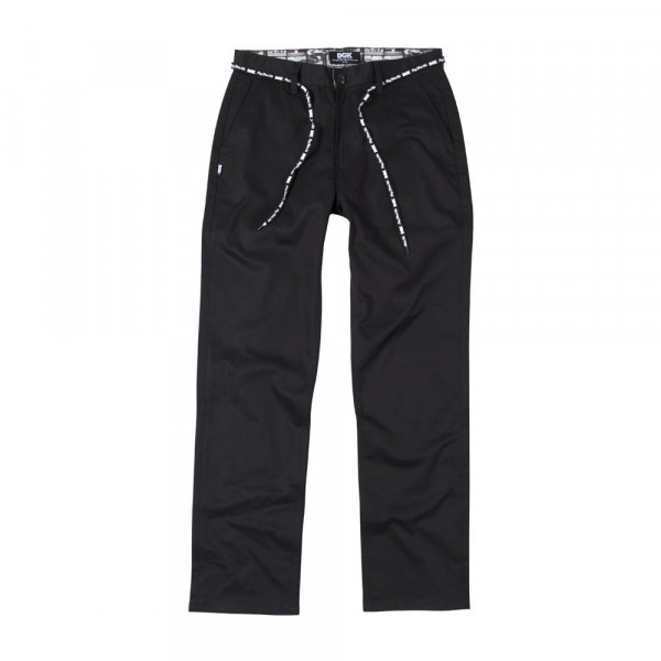 DGK Skateboards Hose Street Chino - black