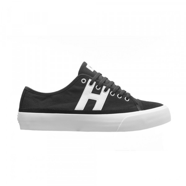HUF Schuhe Hupper 2 Lo - black white