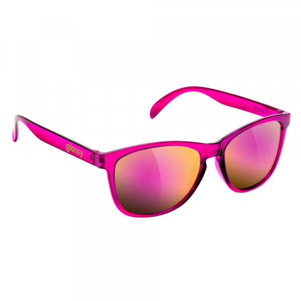Glassy Sunhaters Sonnenbrille Deric Cancer Hater - pink