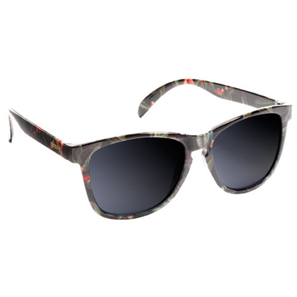 Glassy Sunhaters Sonnenbrille Deric - jungle