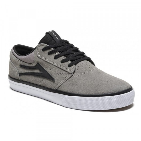 Lakai Schuhe Griffin - grey black suede