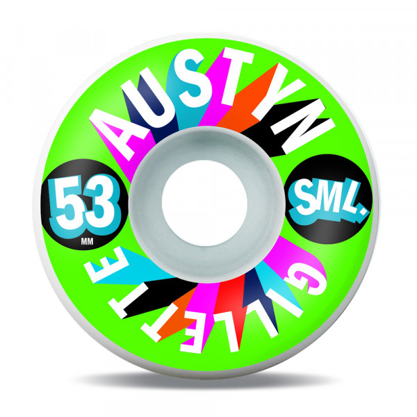SML Wheels Austyn Gillette Marquee Series 53mm OG Wide