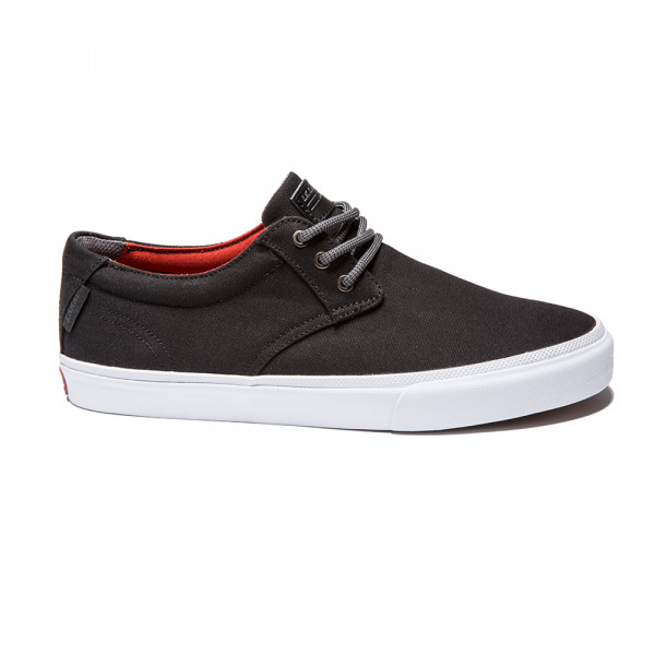 Lakai Schuhe Daly - black canvas