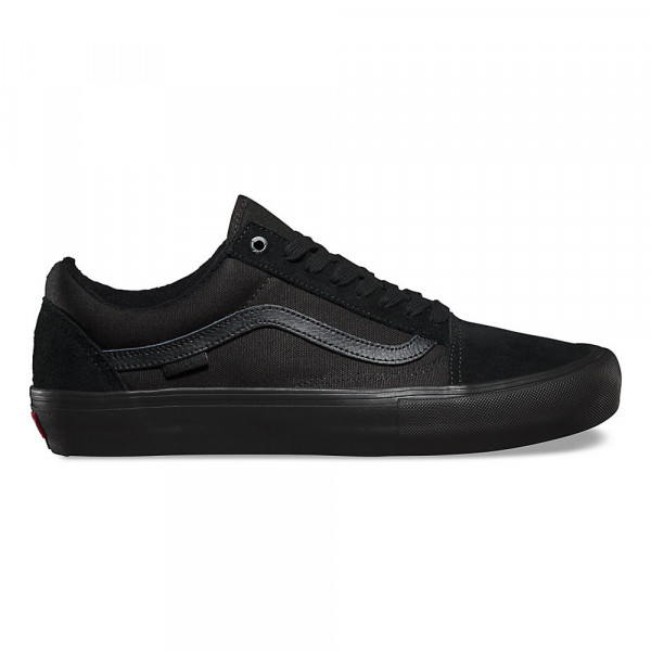 Vans Schuhe Old Skool Pro - blackout